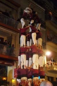 22-10-2011 Set de set a la Diada de la Colla al Cap de la Vila