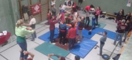 Activitat a l'Escola de Castells