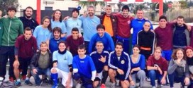 La Jove de Sitges amb la Jove de Vilafranca
