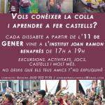 Escola de castells de la Colla Jove de Castellers de Sitges