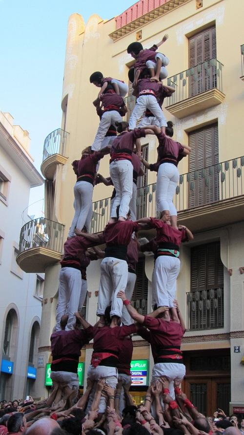 7 de 7 de la Jove de Sitges al Cap de la Vila