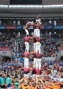5 de 7 de la Jove de Sitges a la Tarraco Arena Plaça